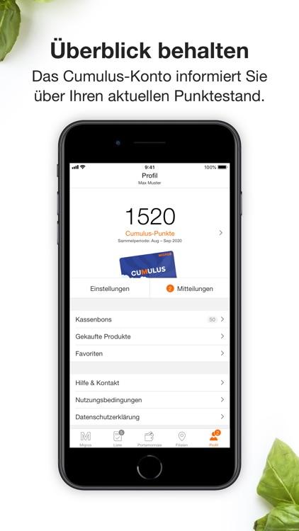 Migros – Einkaufen & Sparen screenshot-7