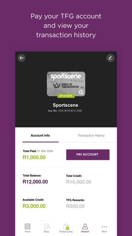 myTFGworld Online Shopping screenshot-3