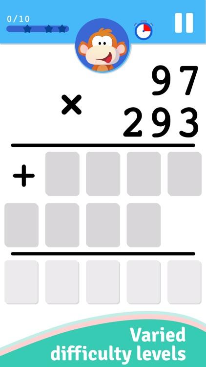 Learn Math With Timmy screenshot-3