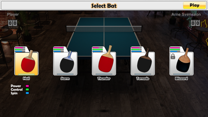 Virtual Table Tennis ScreenShot7
