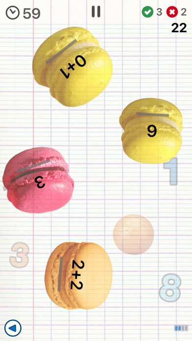 Screenshot of AB Math - giochi per bambini4