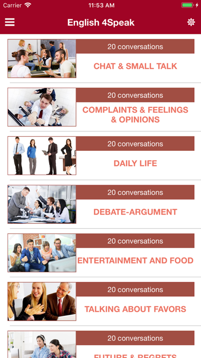 English Conversation 4Speak | App Price Drops