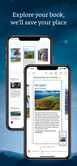 Amazon Kindle app screenshot