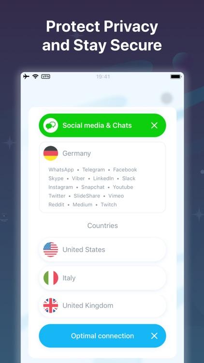 VPN: Simple Secure Proxy screenshot-3