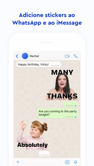 Baixar Sticker.ly para WhatsApp para Android