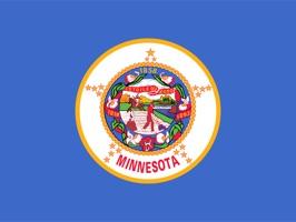 Minnesota emojis USA stickers
