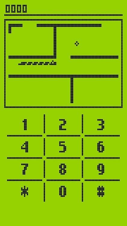 Snake II - Game from 2000 screenshot-3