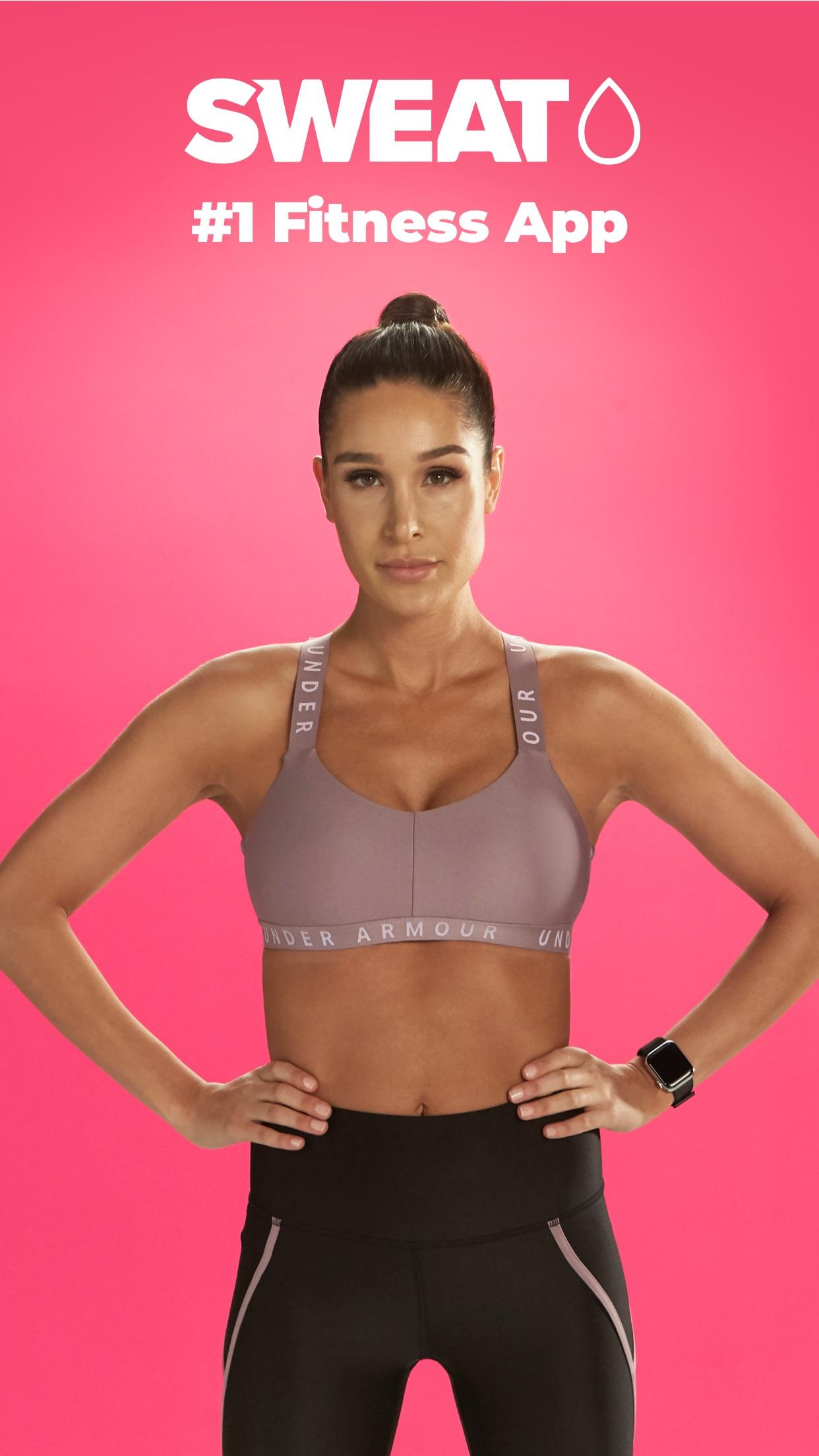 SWEAT: Kayla Itsines Fitness Screenshot
