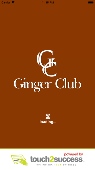 Ginger Club screenshot 1