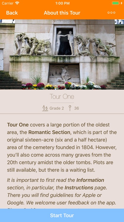 Pere-Lachaise screenshot-2