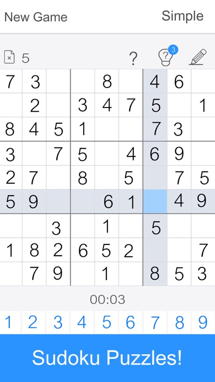 Sudoku - Classic Sudoku Games screenshot-0