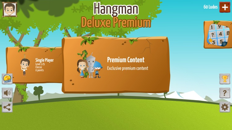 Hangman Premium screenshot-8