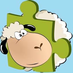 Sheep Heap Jigsaw Puzzle