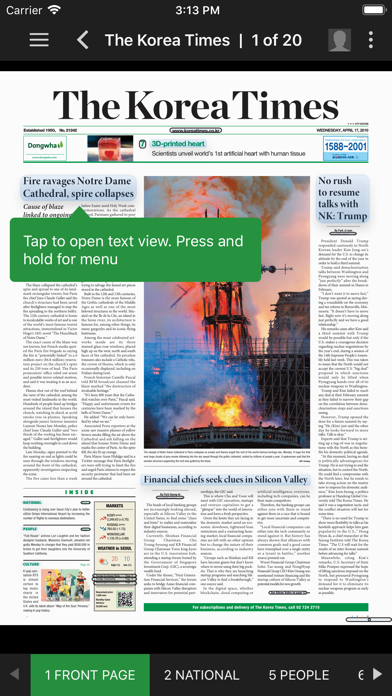 download The Korea Times epaper indir ücretsiz - windows 8 , 7 veya 10 and Mac Download now