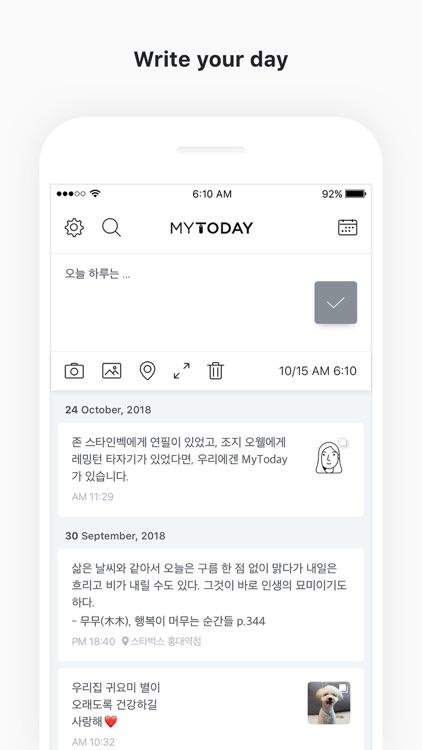 MyToday - Diary