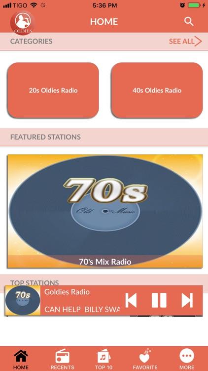 Odies Music Radio 50s 60s 70s by Jose Tmx