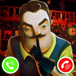Calling Hello Neighbor Scary