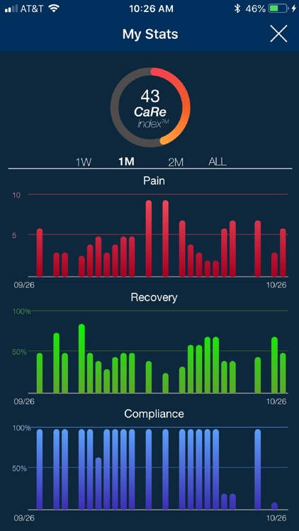 Excelsior PT Patient App screenshot-3