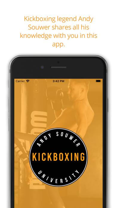 Kickboxing Universityのおすすめ画像1