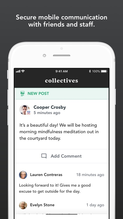 Collectives App