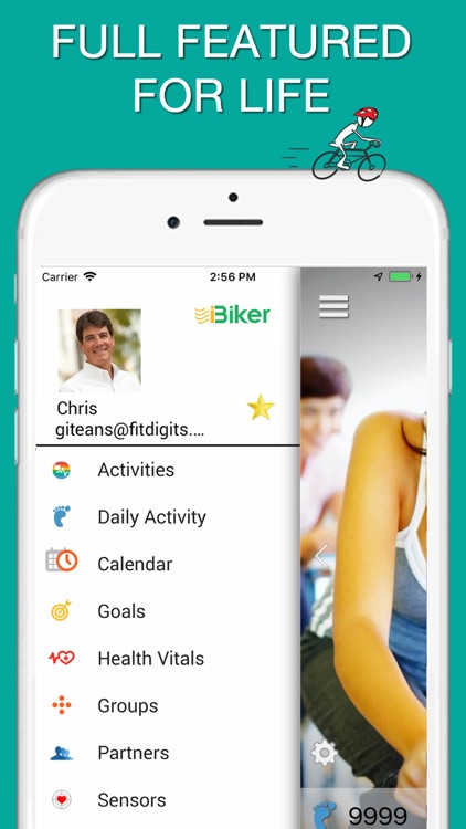 iBiker Cycling & Heart Trainer screenshot-8