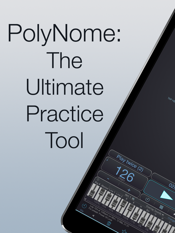 PolyNome: THE Metronome Screenshots