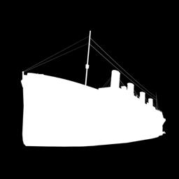 Ícone do app Explore Titanic