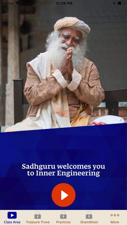 Sadhguru- Yoga & Meditation screenshot-4
