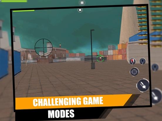 Silent Scope : Sniper Shooter screenshot 9