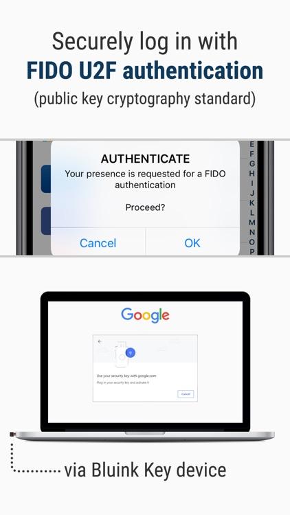 Bluink Key - Password Manager screenshot-5