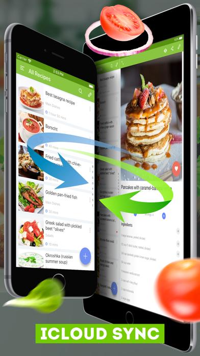 My Recipes (pocket Recipes) review screenshots