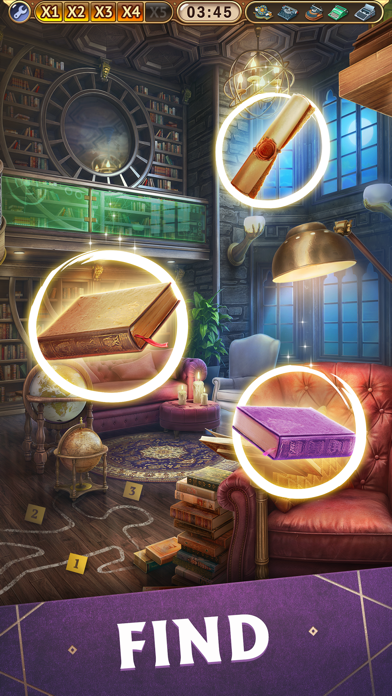 Mystery Manor: hidden objects free Diamonds hack