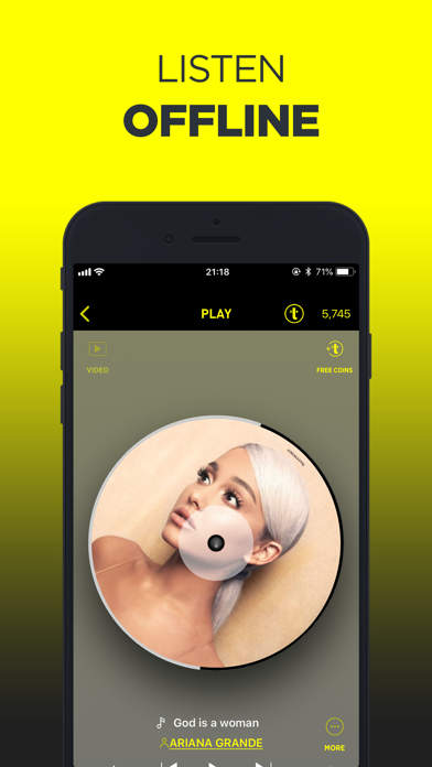 TREBEL Music - Download Songs by M&M Media, Inc  (iOS, United States