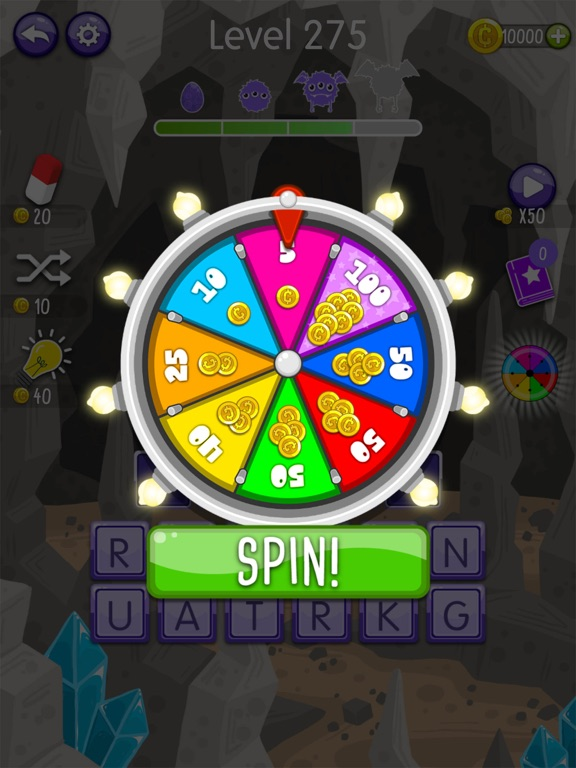 Word Monsters: Word Game screenshot 10