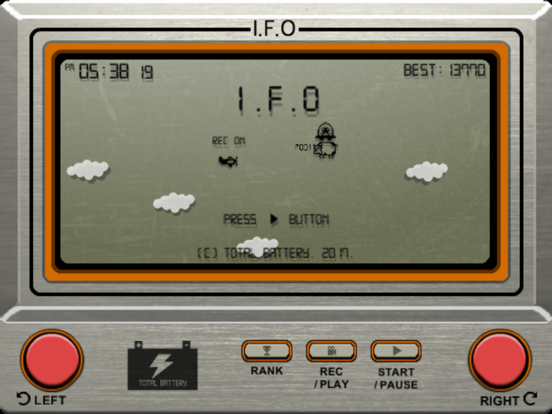I.F.O Screenshots