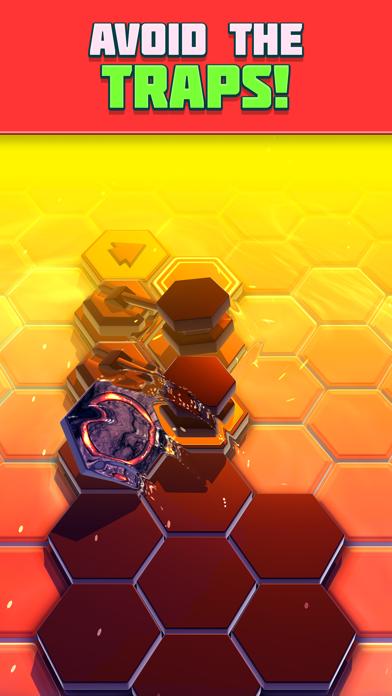 Hexaflip: The Action Puzzler screenshot 2