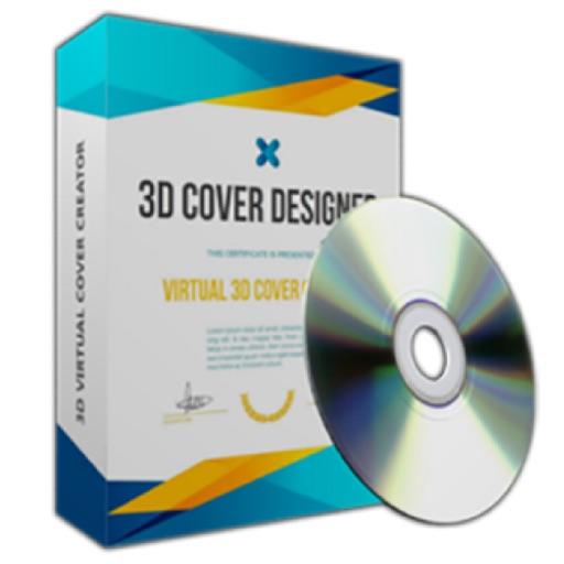 3D Cover Maker - eBook Cover