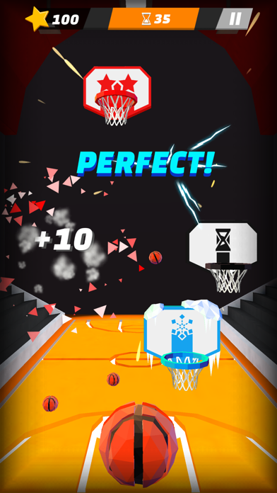 Basketball Blitz! screenshot 7
