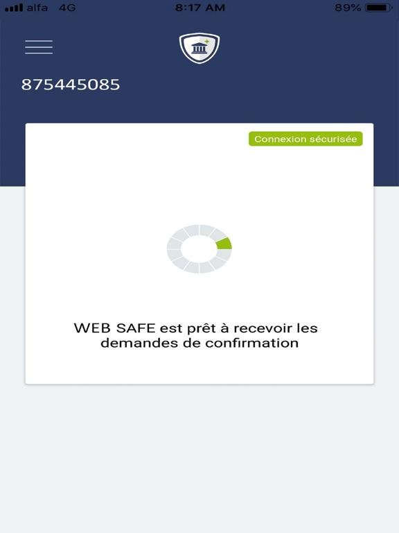 WEB SAFE screenshot #4