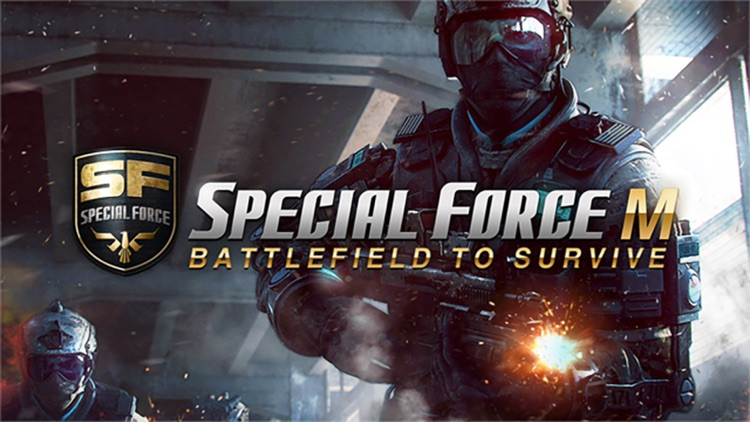 SPECIAL FORCE M