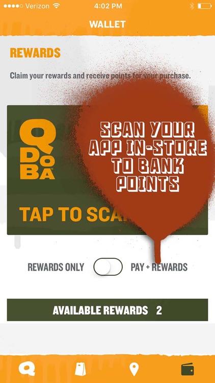QDOBA Rewards & Ordering screenshot-3