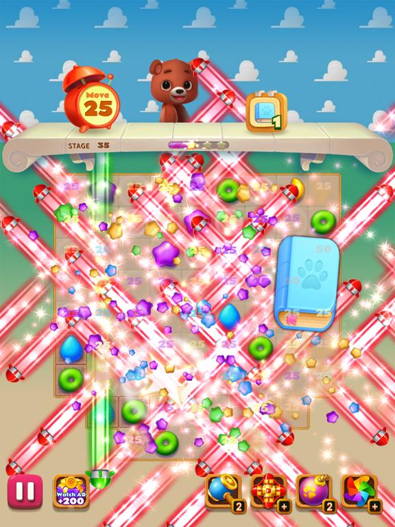 Toy Bear Sweet POP screenshot #7