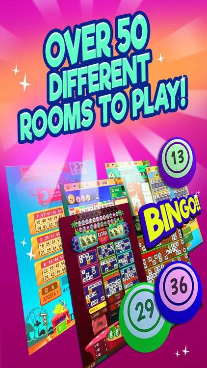 Praia Bingo  - Bingo Games screenshot-4