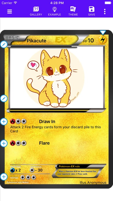 Card Maker Creator For Pokemon By Pa Mobile Technology Company Limited Ios United Kingdom Searchman App Data Information