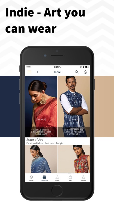 download AJIO Online Shopping App