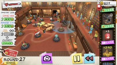 ZombiED - 3Dディフェンス ScreenShot5