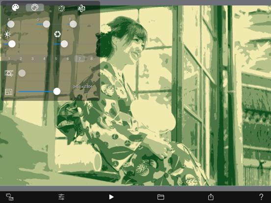 Two-Tone Video Camera screenshot 9