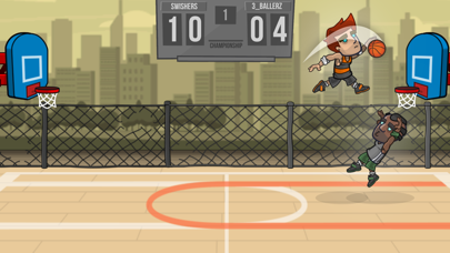 Basketball Battle: Streetball free Gold hack