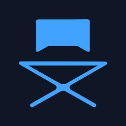 Ícone do app Filmr: Editor de Vídeo e Filme