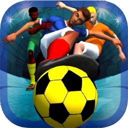 Futsal game - indoor football